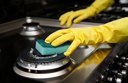 Common problems of a dirty oven - oven cleaning tips